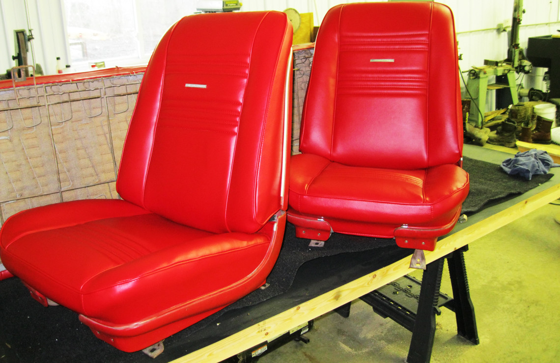 Auto Upholstery Southtowns Upholstery